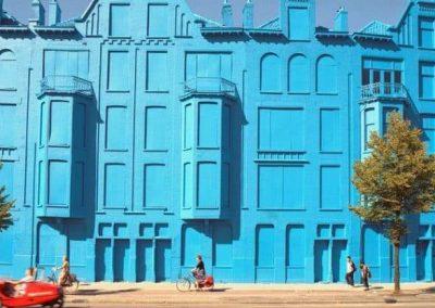 Instant urbanism