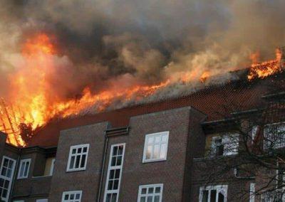 Fremtidens brandsikring er integreret i bygningen