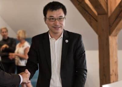 Dansk arkitektur center og china building center underskriver samarbejdsaftale