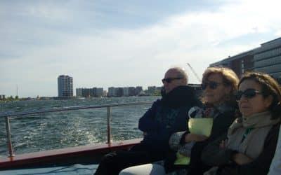 Harbour Tour Southwards to Sluseholmen