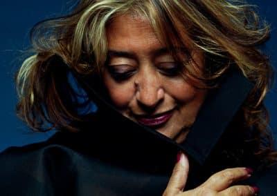 Zaha Hadid- World architecture
