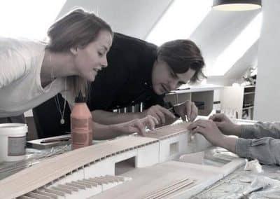 Vækstlaget i dansk arkitektur udstilles