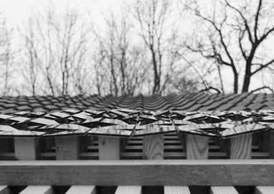 Solceller luner terrassen og forskønner dit hus