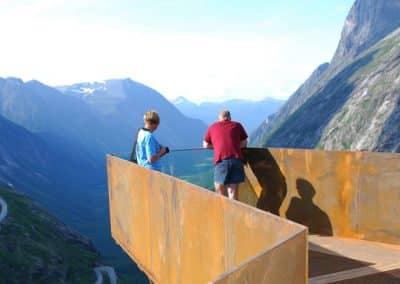 Detour DK – Arkitektur og design langs 18 nationale turistruter i Norge