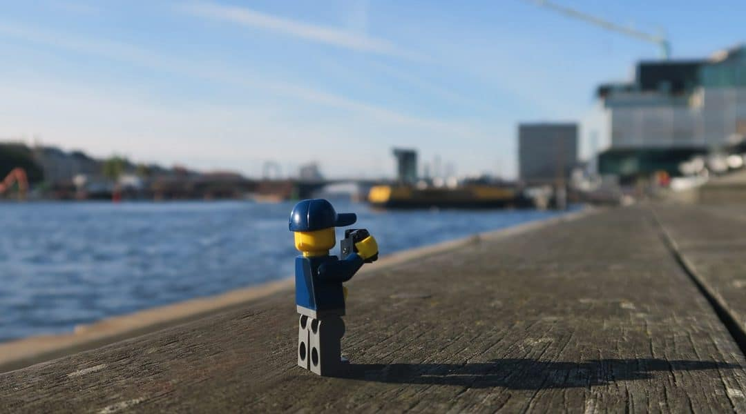 Leg LEGO® Arkitekt