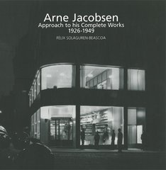 Arne Jacobsen, Approach to his complete works 1926-1971