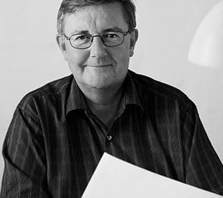 Medarbejder Henrik Funder Hornbek