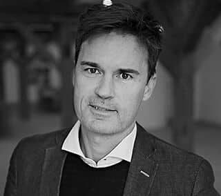 Medarbejder Lars Holmbjerg