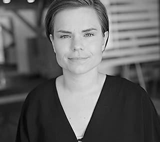 Medarbejder Marjun Thomsen