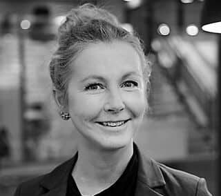 Medarbejder Mia Heil Rasmussen