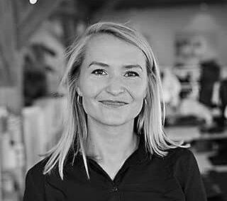 Medarbejder Mira Valentina Krogstrup