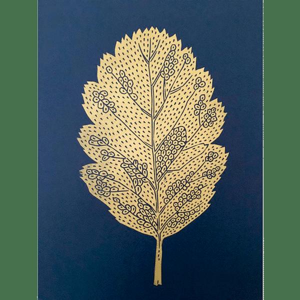 Monika Petersen: Oak Leave A3