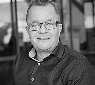 Medarbejder Peter Wahlstrøm