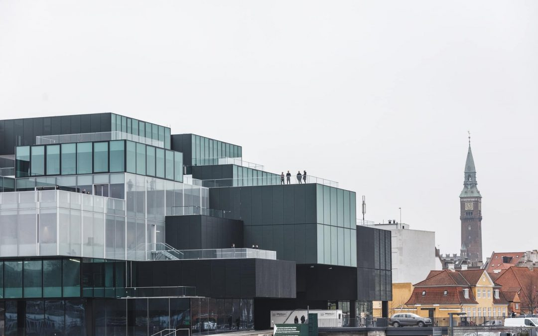 Danish Architecture Center opens at BLOX