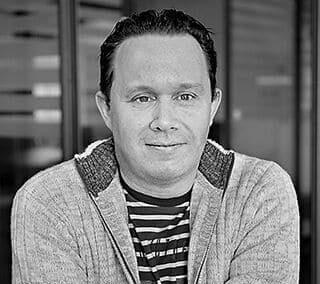 Medarbejder Rasmus Petersen