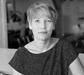 Medarbejder Rikke Cederkvist