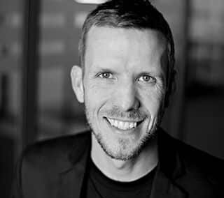 Medarbejder Rune Huvendick Jensen