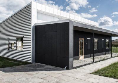 bæredygtig bygning