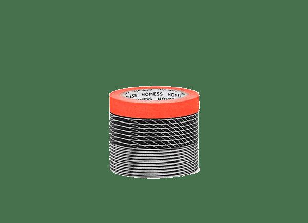 Nomess Washi Tape Grid/Orange