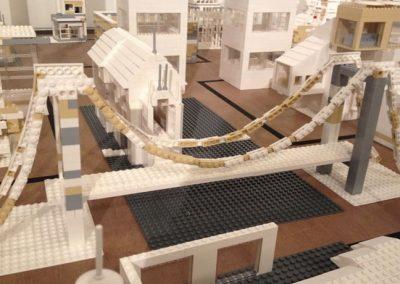 model af en bro