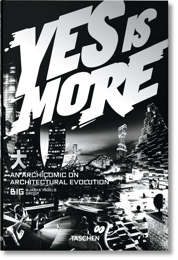 YES IS MORE – An Archicomic on Architectural Evolution
