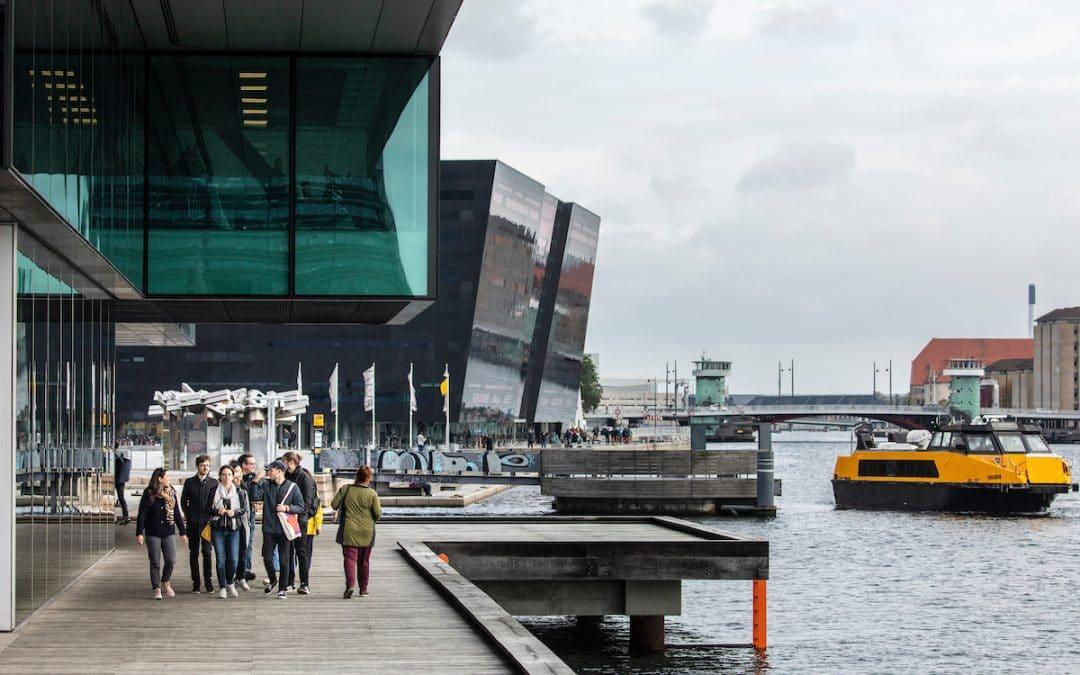 BLOX: Danish Architecture Center's home