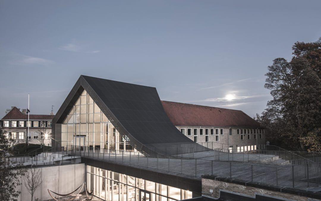 Danske arkitekttalenter udstiller egen tegnestue i DAC