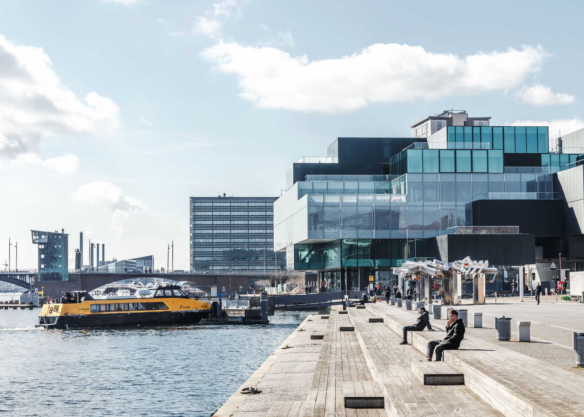Visit Us Danish Architecture Center Dac