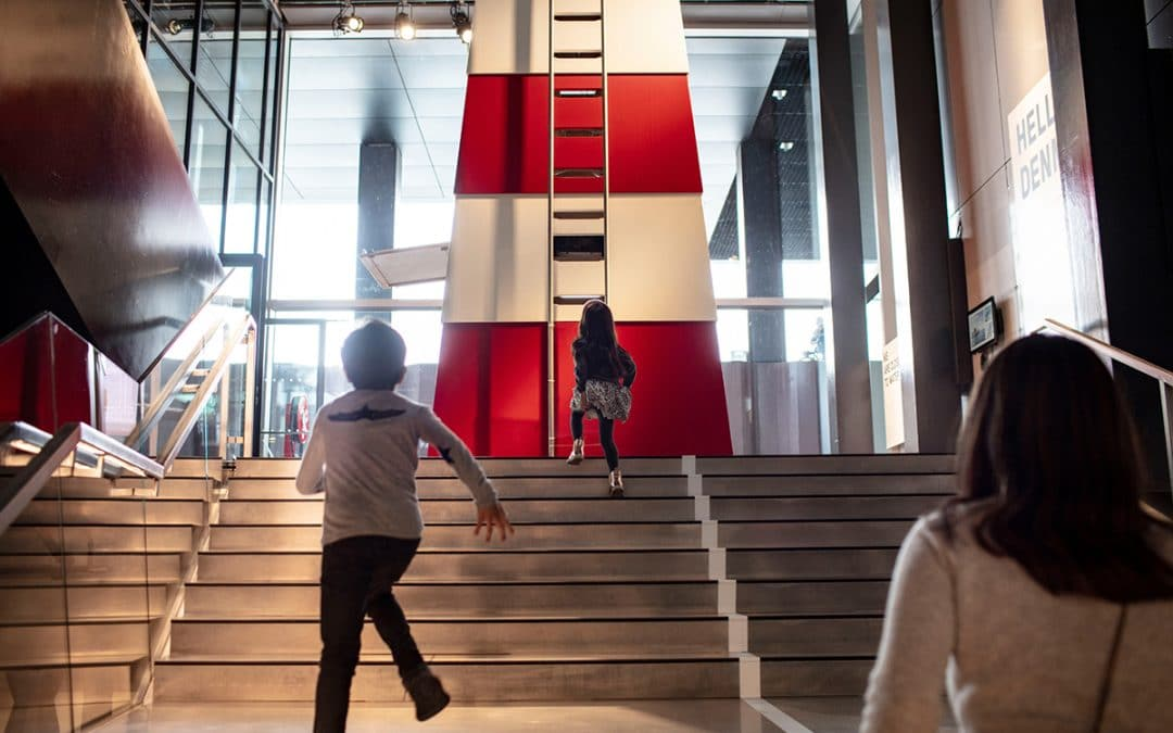 Hello Denmark exhibition gallery tour and talk