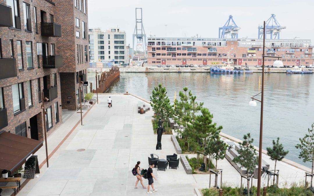 Gåtur: Nordhavn- fremtidens bæredygtige by