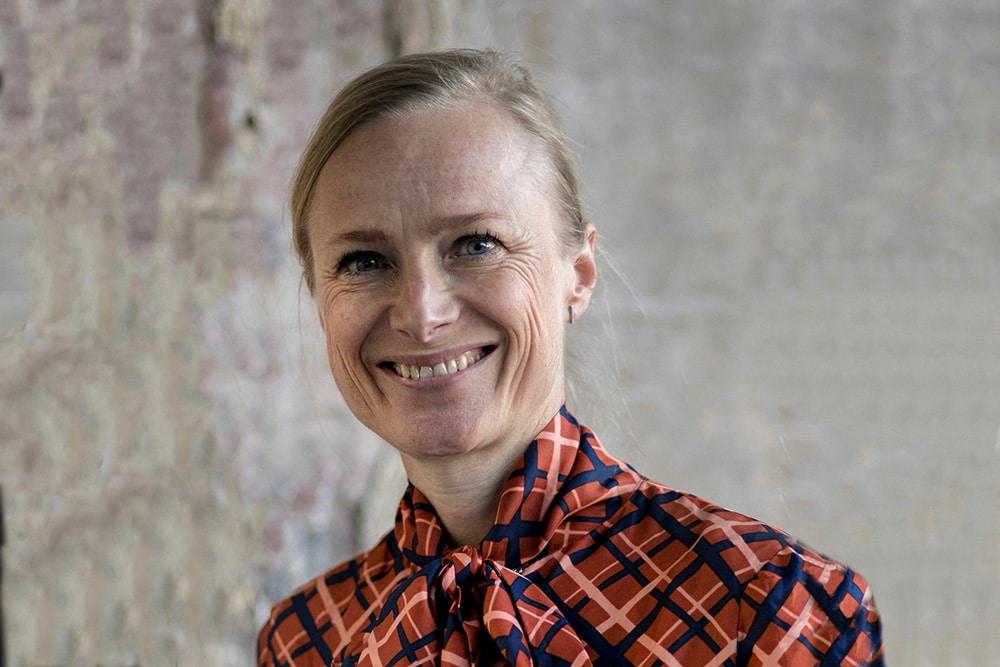 Ulla Tofte, direktør på Museet for Søfart
